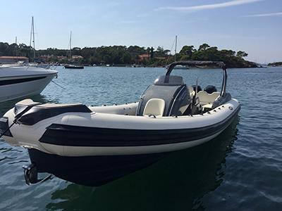 location bateau Stingher 32 GT
