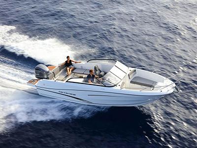 location bateau Cap Camarat 7.5 BR