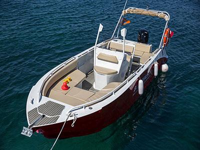 location bateau Day boat