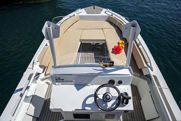 esterno Day boat
