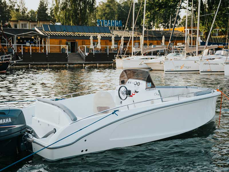 location bateau Numo 580
