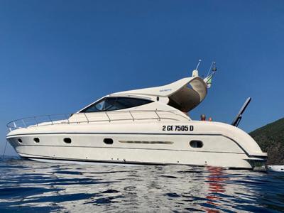 location bateau Gianetti 48 HT