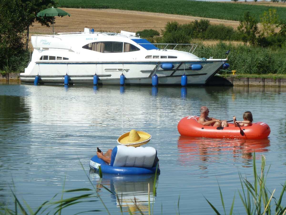 location bateau Navig 34 H