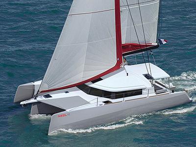 location bateau Neel 43