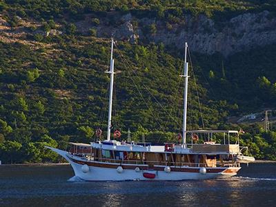 location bateau Mala Kate