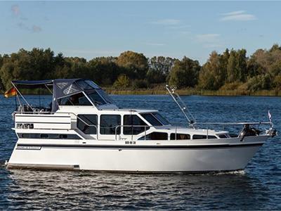 location bateau Gruno 33 Explorer