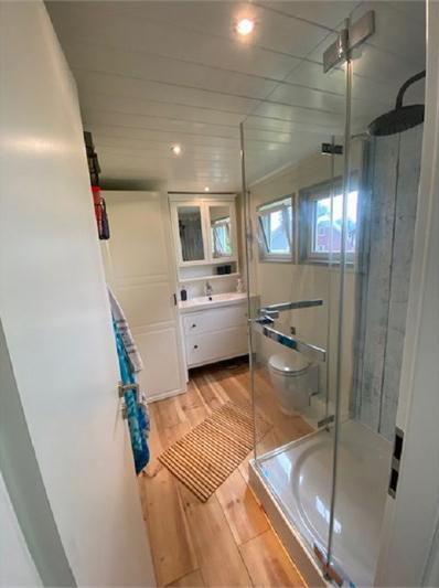 intérieur Meyer Hausboot