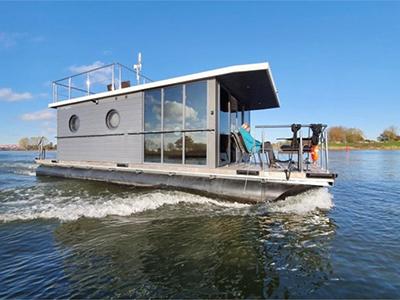 location bateau La Mare