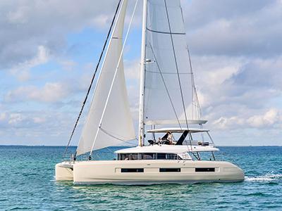 location bateau Lagoon Sixty 5