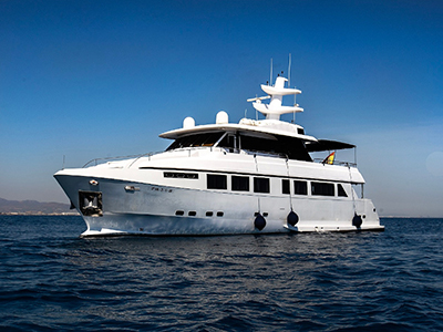 location bateau Explorer 92