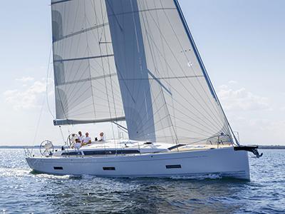 location bateau X4.9