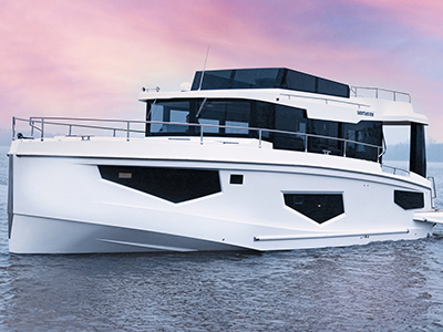 location bateau Seamaster 45