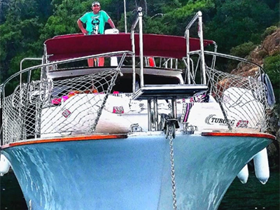 location bateau Tansa