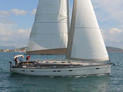 location bateau D&D Kufner 56