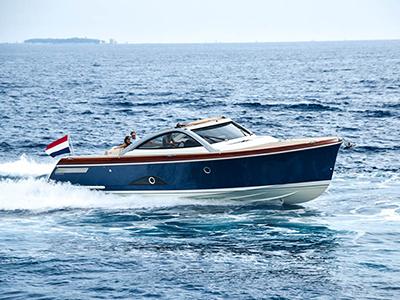 location bateau Keizer 42