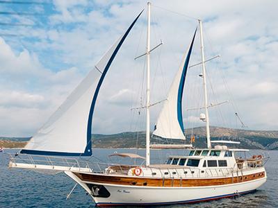 location bateau Sea Breeze