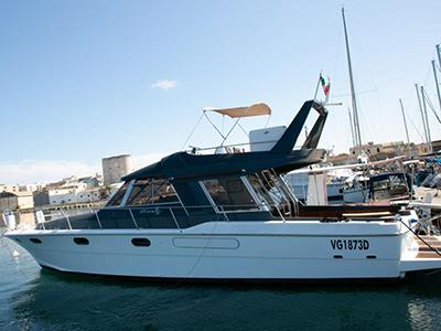 location bateau Riva 45 SuperAmerica