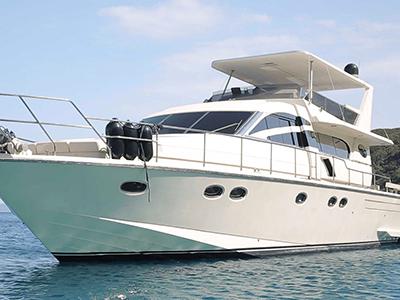 location bateau Technema 68