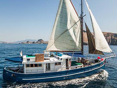 location bateau Anne Judith II