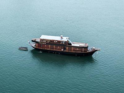 location bateau Maha Bhetra