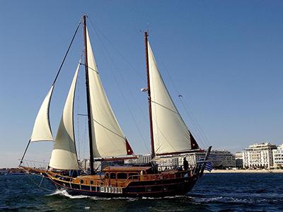 location bateau Virgo