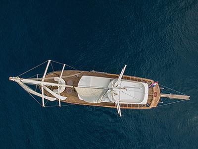 location bateau Vivere