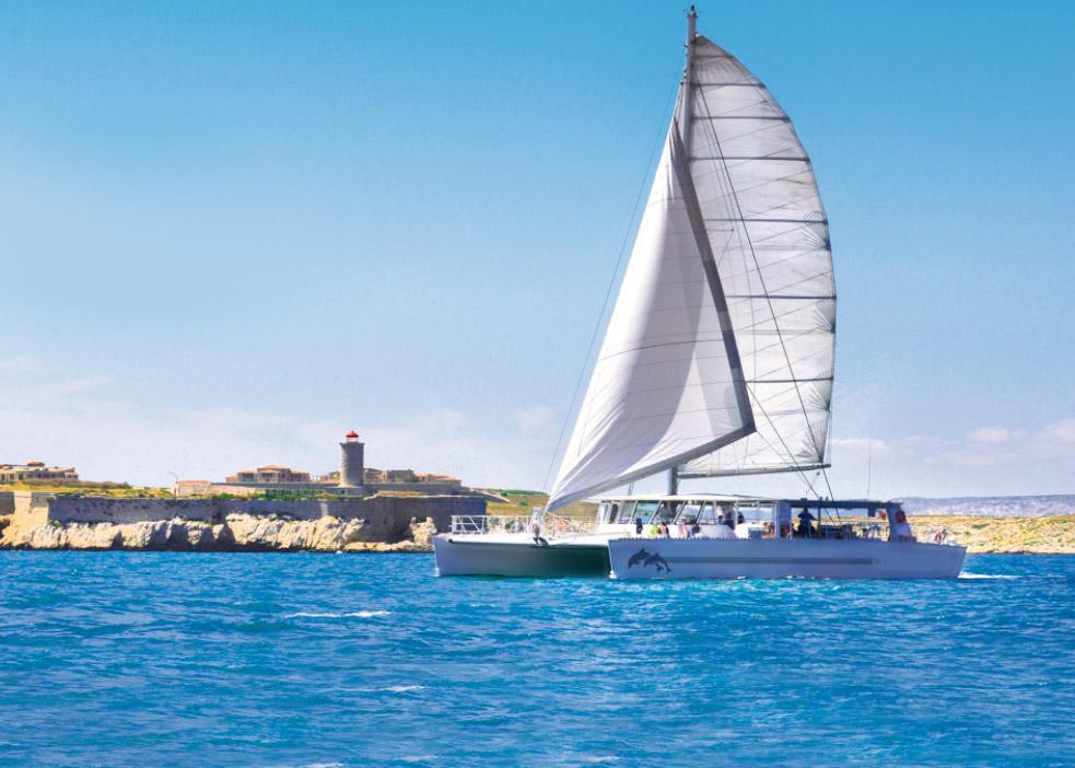 location bateau Maxi-Catamaran