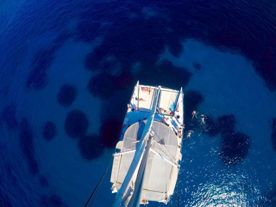 esterno Maxi-Catamaran