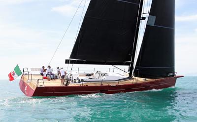 location bateau Vismara V71