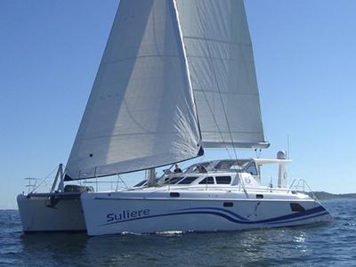 location bateau ST Francis 50