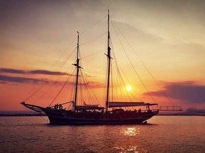 location bateau Marcantonio