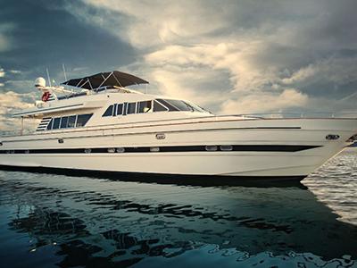 location bateau Dream