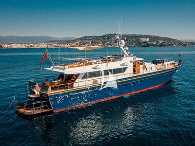location bateau Chantella