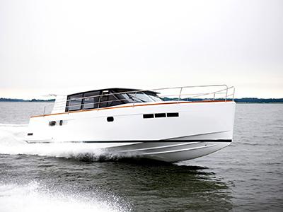 location bateau Fjord 40 Cruiser