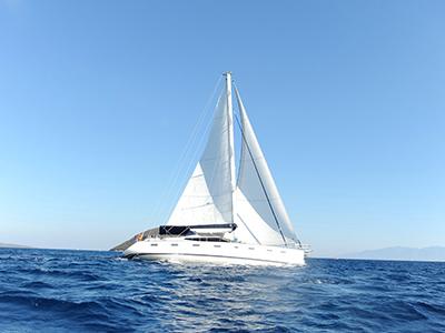 location bateau Bella