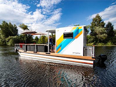 location bateau Flexmobil 9.0