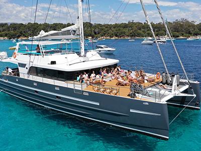 location bateau Maxi Catamaran 2