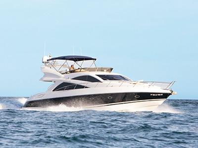 location bateau Mediterrani IV