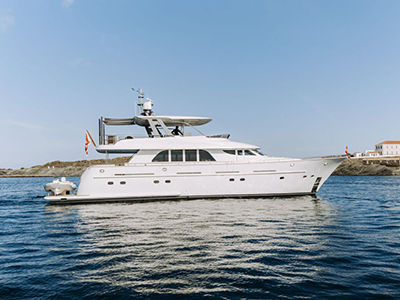 location bateau Las Ninas