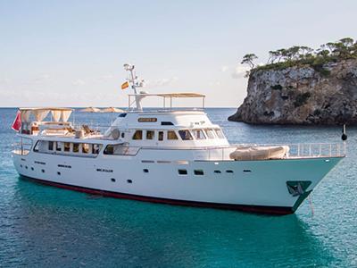 location bateau Odyssey III
