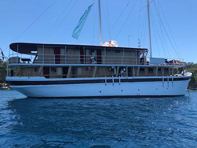 location bateau Plomin