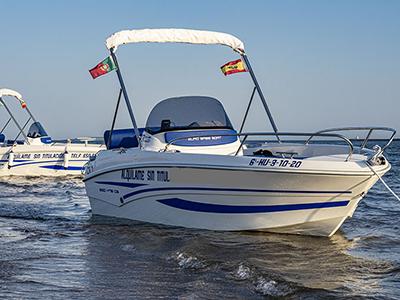 location bateau Ego 475