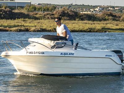 location bateau Quicksilver 420