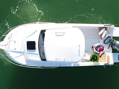 location bateau Dipol 600