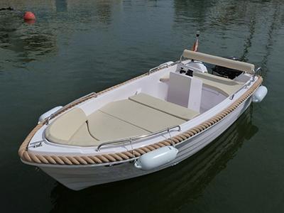 location bateau Silver 405