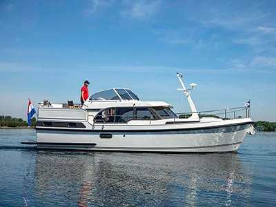 location bateau Linssen 35 SL