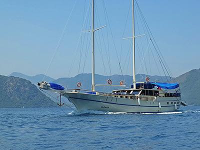 location bateau Segmen