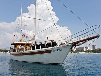 location bateau Aborda
