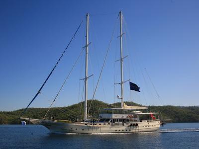 Location bateau  Aegean Clipper