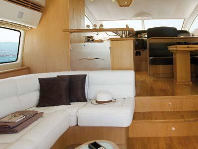 intérieur Aicon 56 Fly